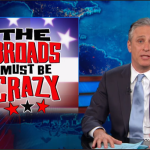 Jon Stewart sexist sexism news media
