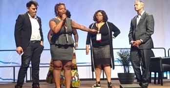 Reaction by some Liberals at Netroots Nation to Black Lives Matter disappointing (VIDEO)