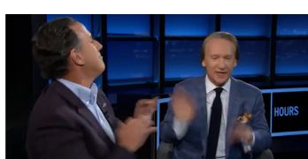 Bill Maher ridicules Rick Santorum on climate change and more (VIDEO)
