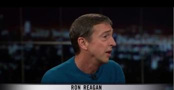 Ronald Reagan's son describes his dad as 'liberal' on Bill Maher's Real Time (VIDEO)