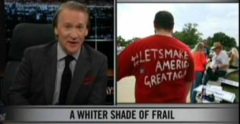 Bill Maher has an important message for White people (VIDEO)