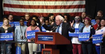 Bernie Sanders pulls off shock victory in Indiana Democratic primary