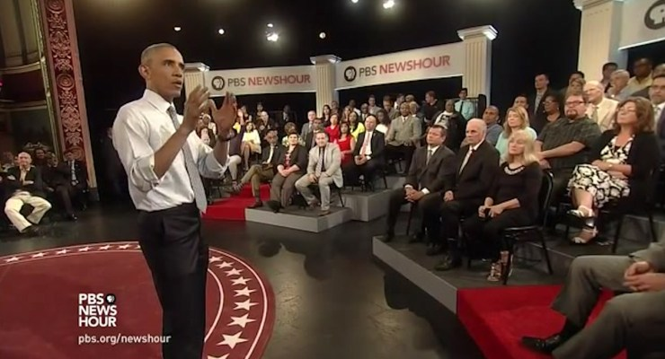 Obama's prophetic words on guns and terrorism just before Orlando mass shooting (VIDEO)