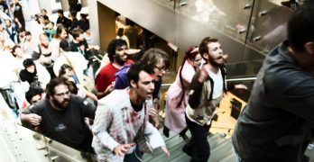 Have most Westerners become zombies by choice?
