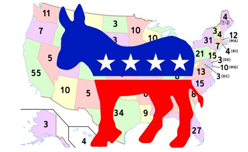 Why the democrats are likely to become the majority party for decades