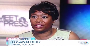 Joy-Ann Reid, antidote to Trump apologists, let them have it on Meet The Press (VIDEO)
