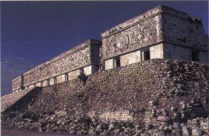 Piramida Guvernatorilor Uxmal City