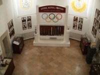 Olimpikonok kápolnája