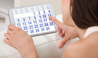 calendar menstrual