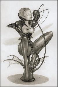 spider vore hentai