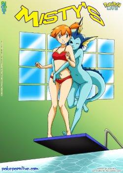 pokemon misty lesbian