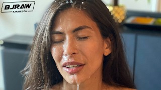 BJRAW Heather Vahn is cock thirsty