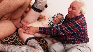 mom first time cuckold ass fucked