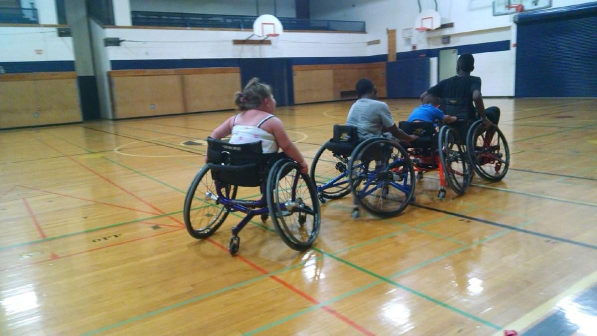 Basketball camp, week six
