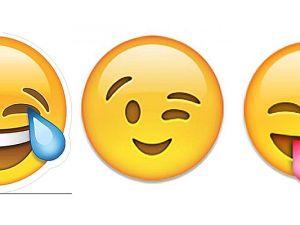 Sehen einfach unglaublich süß und freundlich aus: Emojis.