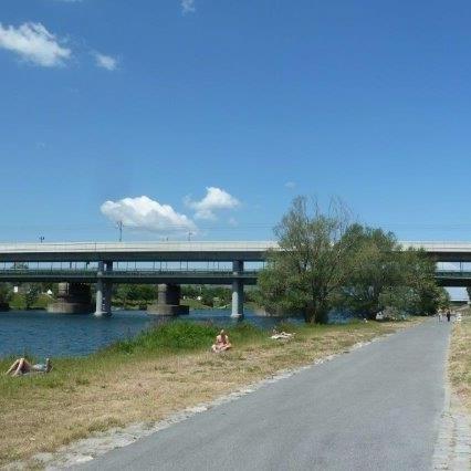 Radweg Greifenstein