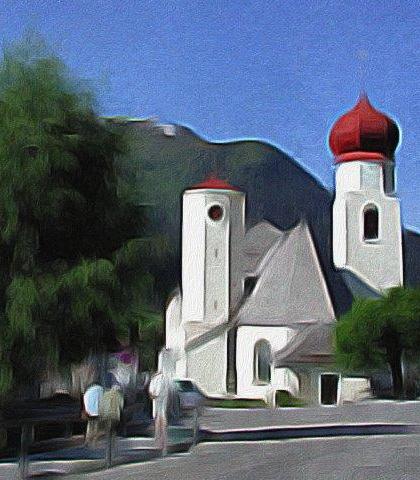 Jakobsweg-Österreich