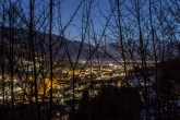 Kaprun bei Nacht