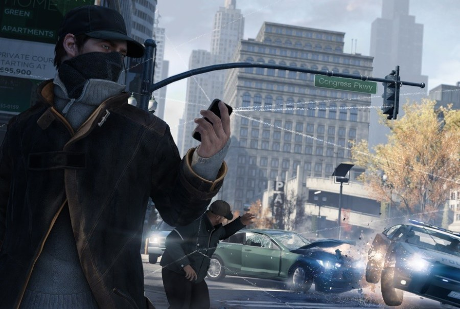 Watch Dogs Screen Shot