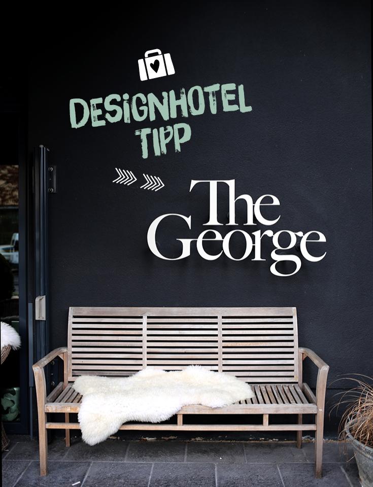 Very british in hamburg das designhotel the george for Designhotel hamburg