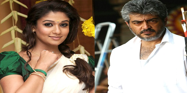 Nayanthara gets Ajith's daughter