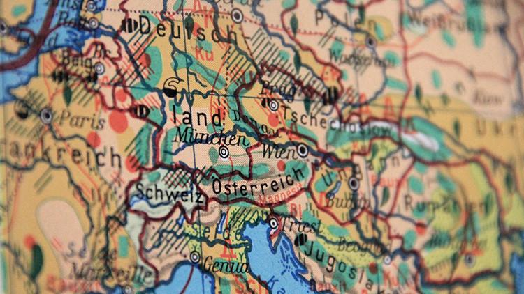 ¿Cómo ve Japón a los europeos? Un mapa que se ha hecho viral descubre sus curiosos estereotipos