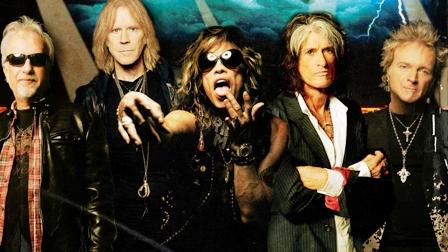 Aerosmith llegará un día antes en su jet