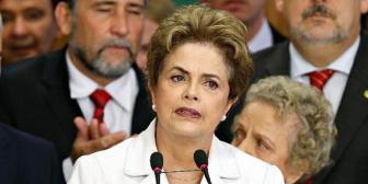 """Rousseff acusa a Temer de """"hablar grueso con Bolivia y fino con EE.UU."""""""