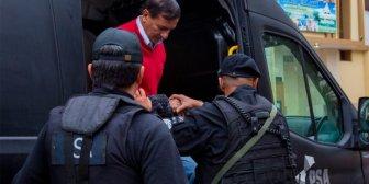 De prócer a villano, el camino del ex juez argentino detenido por favorecer a narcos