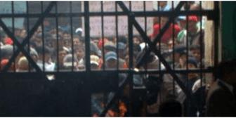 Reos de San Pedro toman de rehén al director de Régimen Penitenciario