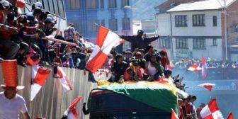 Potosí convierte su derrota en triunfo y desafía al MAS; declara 12 horas para reabastecerse