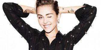 Como una pornostar: se filtró una foto de Miley Cyrus complaciéndose a sí misma