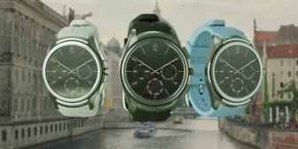 LG presenta el Watch Urbane 2 con conectividad 4G