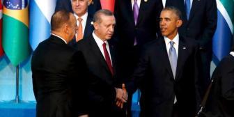 G20 inicia con fuerte rechazo al terrorismo