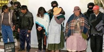 La Paz. Narcos secuestran a cómplice para recuperar 40.000 dólares
