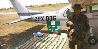 Bolivia apoya ley del Perú sobre derribo de aviones