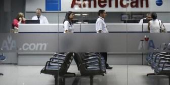 American Airlines ahora rastrea tu equipaje