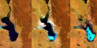 La Agencia Espacial Europea confirma la desaparición total del lago Poopó de Bolivia
