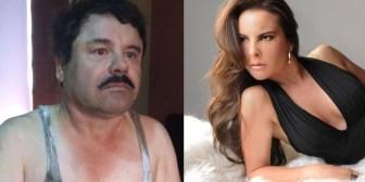 """El """"Chapo"""" Guzmán le dio un poder notarial a Kate del Castillo para hacer su película"""