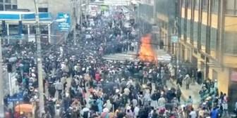 Gobierno admite que envió sólo 18 policías a controlar masiva marcha en El Alto