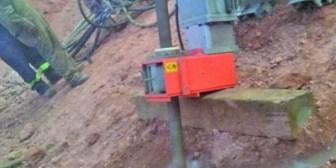 Inicia la cuantificación de piedra caliza para la fábrica de cemento