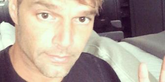 ¿Ricky Martin le está pidiendo perdón a su ex novio?