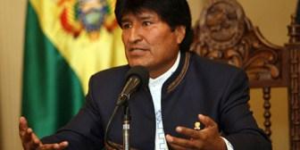 Morales invita a empresas a adjudicarse proyecto para montar ingenio minero en Colquiri