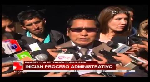 Consejo de la Magistratura realizará proceso administrativo al vocal Ramírez