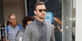 Arrestan a fan de Justin Timberlake por darle una cachetada durante un torneo de golf (Video)