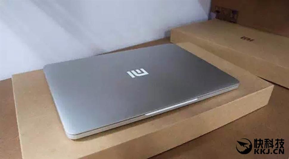 Aparece un portátil de Xiaomi idéntico al Macbook