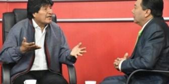 Presidente Morales admite que no entiende las relaciones homosexuales