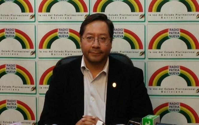 Arce acusa a un sector de los gremiales de rechazar las reformas al Código Tributario