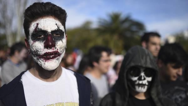 Festival de zombies. (Pedro Lázaro Fernandez)