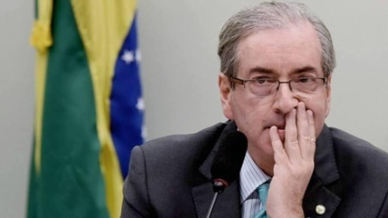 Eduardo Cunha renuncia a la presidencia de la Cámara baja de Brasil